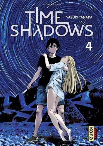 Yasuki Tanaka - Time shadows - Tome 4.