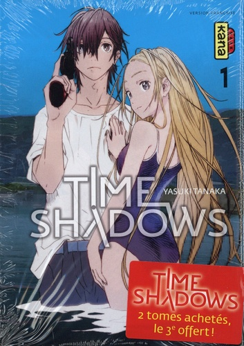 Yasuki Tanaka - Time Shadows Tomes 1 à 3 : Pack en 3 volumes dont 1 tome gratuit.