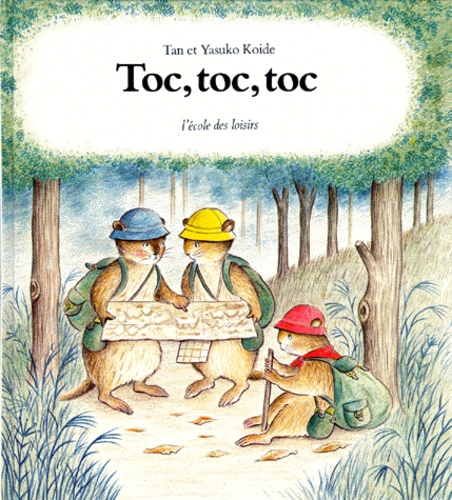Yasuko Koide et Tan Koide - Toc, toc, toc.