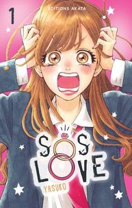 Yasuko - SOS love Tome 1 : .