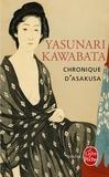 Yasunari Kawabata - CHRONIQUE D'ASAKUSA. - La bande des ceintures rouges.