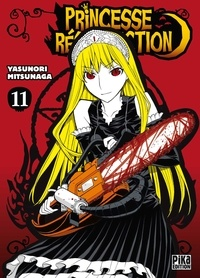 Yasunori Mitsunaga - Princesse Résurrection T11.
