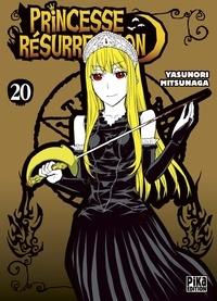 Yasunori Mitsunaga - Princesse Résurrection T20.