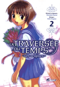 Yasutaka Tsutsui et Gaku Tsugano - La Traversée du temps Tome 2 : Les origines.