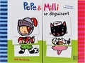 Yayo Kawamura - Pepe & Milli se déguisent.