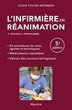 Yazid Rouichi et Christophe Prudhomme - L'infirmière en réanimation.
