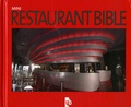 YB Editions - Mini restaurant bible.