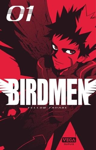 Yellow Tanabe - Birdmen Tome 1 : .