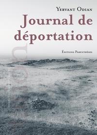 Yervant Odian - Journal de déportation.