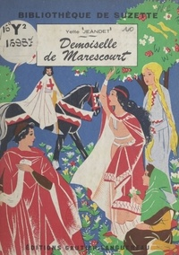 Yette Jeandet et Manon Iessel - Demoiselle de Marescourt.