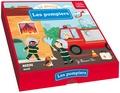 Yi-Hsuan Wu - Les pompiers - Coffret en 2 volumes : Dans la caserne ; En mission !.