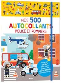 Yi-Hsuan Wu - Mes 500 autocollants police et pompiers.