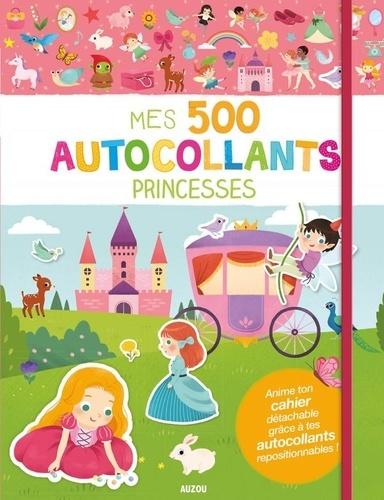 Mes 500 autocollants princesses