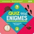 Yiannis Lhermet - Quiz spécial énigmes - 1 mystère par jour à résoudre !.