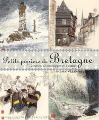 Yifu He - Petits papiers de Bretagne.