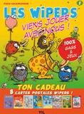 Paco Salamander - Les Wipers N° 1 : Viens jouer avec nous !.