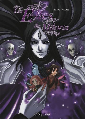 Ylric et  Maëva - Les Elfes de Miloria  : Prélude.