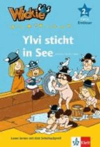 Ylvi sticht in See - Lesen lernen 2. Klasse.