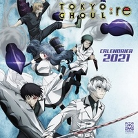 Ynnis Editions - Calendrier Tokyo Ghoul:re.