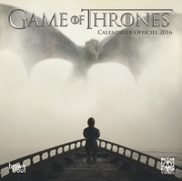 Ynnis Editions - Game of Thrones - Calendrier officiel 2016.