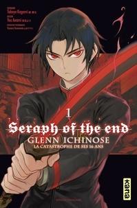 Yo Asami - Seraph of the End - Glenn Ichinose - Tome 1.