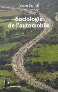 Yoann Demoli et Pierre Lannoy - Sociologie de l'automobile.