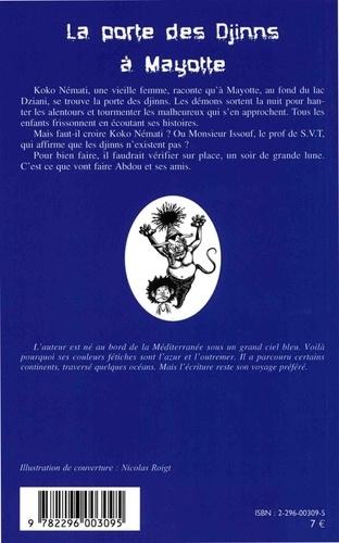 La porte des djinns à Mayotte