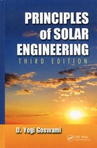 Principles of Solar Engineering - Yogi Goswami | Showmesound.org
