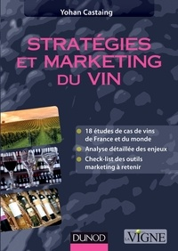 Yohan Castaing - Stratégies et marketing du vin.