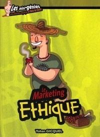 Yohan Gicquel - Le marketing éthique.