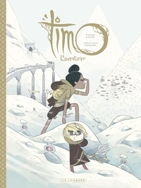 Yohan Sacré et Jonathan Garnier - Timo l'Aventurier - tome 2.