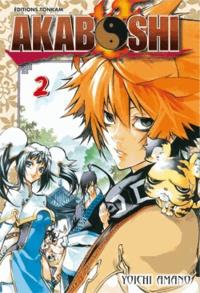 Yoichi Amano - Akaboshi Tome 2 : .