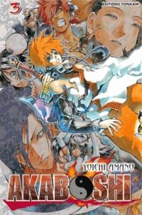 Yoichi Amano - Akaboshi Tome 3 : .