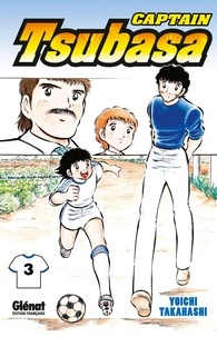 Yoichi Takahashi - Captain Tsubasa - Tome 03 - Une lutte acharnée.