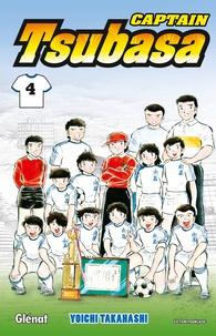 Yoichi Takahashi - Captain Tsubasa - Tome 04 - En route pour le tournoi national !.