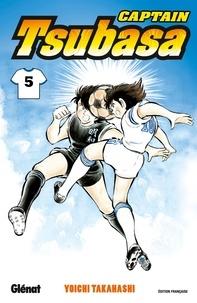 Livres gratuits à télécharger pour asp net Captain Tsubasa Tome 5 par Yoichi Takahashi 9782723474627  in French
