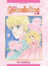 Yoko Hanabusa - Gwendoline (Lady!!) Tome 4 : .
