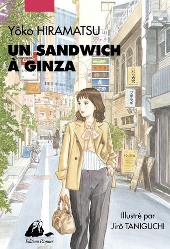 Un sandwich à Ginza