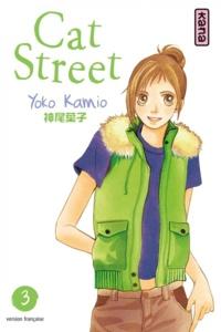 Yoko Kamio - Cat Street Tome 3 : .