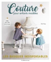 Couture pour enfants modèles - Les basiques indispensables.pdf