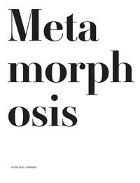 Sarah Moon - Métamorphose - Edition en anglais.