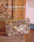 Yoko Saito - Souvenirs quiltés de Yoko Saito - Mon voyage en Suède.