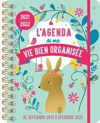 Yolande Six - L'agenda de ma vie bien organisée - De septembre 2021 à décembre 2022.
