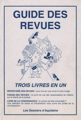 Yolande Vidal - Répertoire des revues - 675 revues culturelles présentées et analysées.