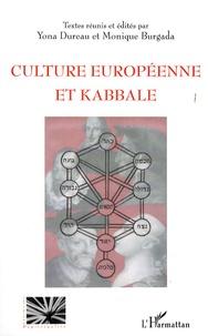 Yona Dureau et Monique Burgada - Culture européenne et kabbale.