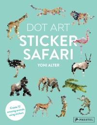 Yoni Alter - Dot Art Sticker Safari.