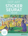 Yoni Alter - Dot Art Sticker Seurat.