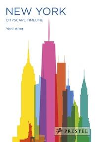 Yoni Alter - New York - Cityscape Timeline.
