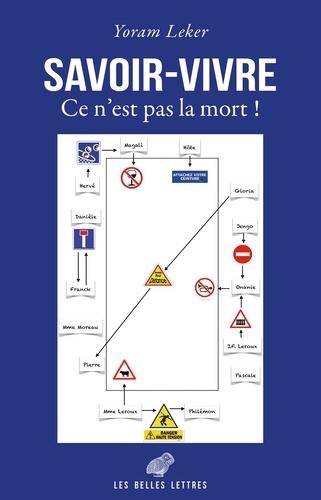 Savoir-vivre - Yoram Leker - Format ePub - 9782251910826 - 11,99 €