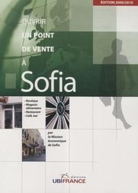 Yordanka Ivanova - Ouvrir un point de vente à Sofia.